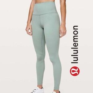 Lululemon Align Pant 28 Palm Court Size 8 NWT